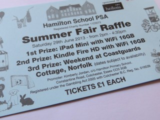 raffle ticket printers wotton printers