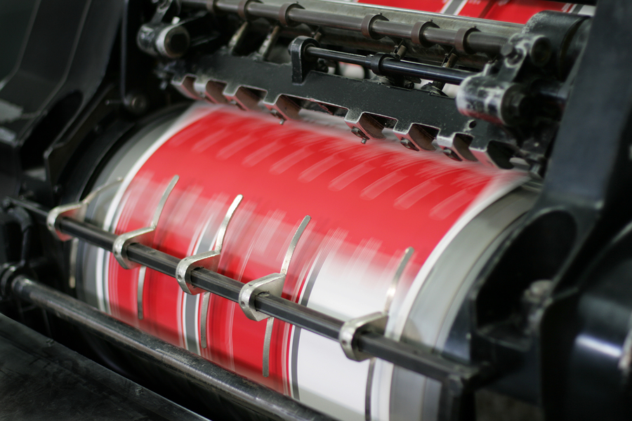 What is Lithographic Printing