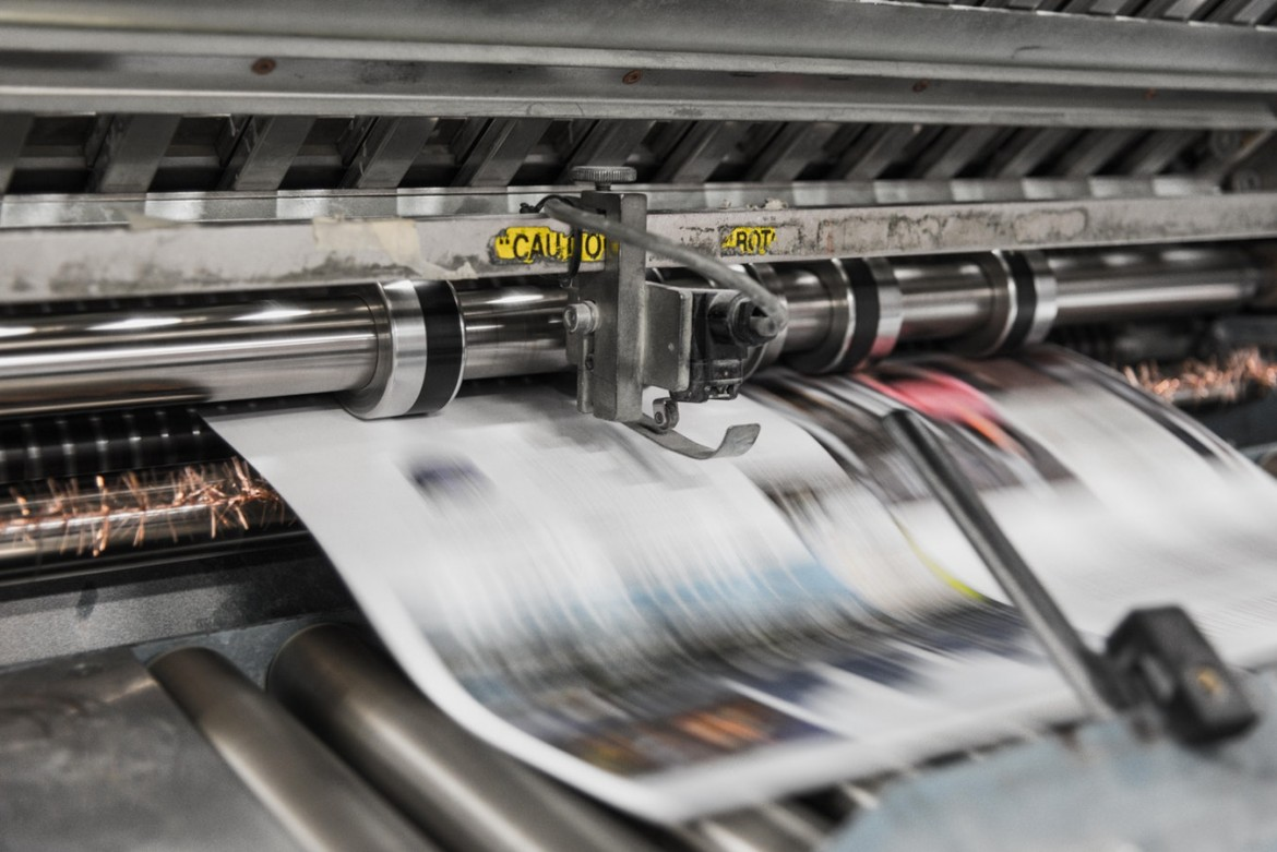 The Difference Between Litho and Digital Printing