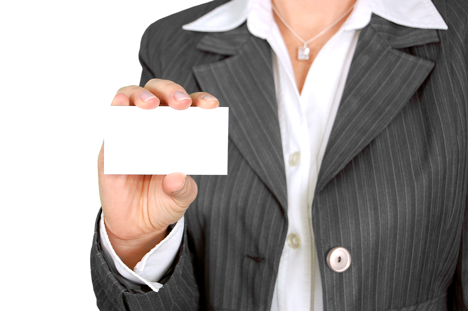 6 Rules of an Effective Business Card